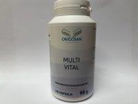 Multi Vital Kapseln - Vitamine, Spurenelemente,...